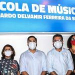 Escola de Música: Prefeitura de Afogados da Ingazeira inaugura reforma e empossa Cacá Malaquias na coordenação