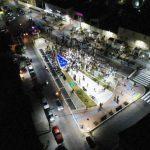 Prefeitura de Afogados da Ingazeira inaugurou as obras de revitalização da Praça Padre Carlos Cottart